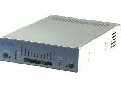 Superschnelle RAM Disk mit bis zu 64 GB DDR II Memory und 2 x SATA II Anschluss ANS9010. Grösseres Bild hier klicken...
