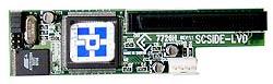 LVD-SCSI auf IDE/UDMAWandler AEC7726H