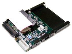 LVD SCSI auf IDE/UDMAWandler ARS2000LFS